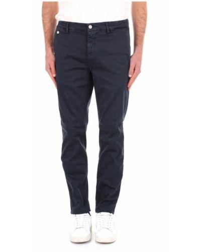 Szare spodnie Replay