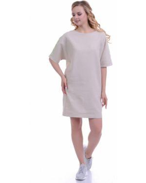 Льняное платье Lautus