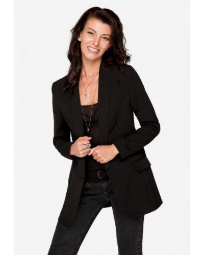 Пиджак черный Solou