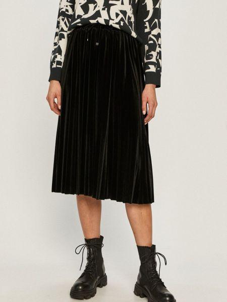 С завышенной талией плиссированная юбка на резинке Max&co