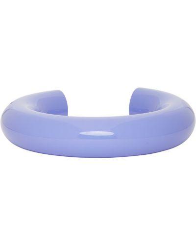 Лаковый открытый фиолетовый браслет Uncommon Matters