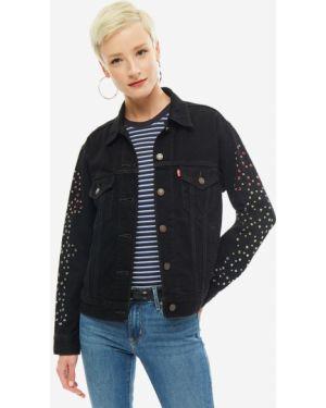 Джинсовая куртка черная Levi's®