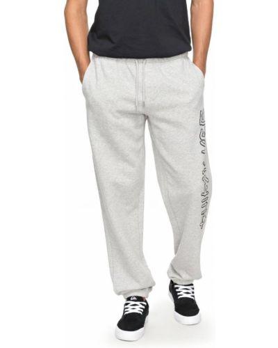 Серые спортивные брюки Quiksilver