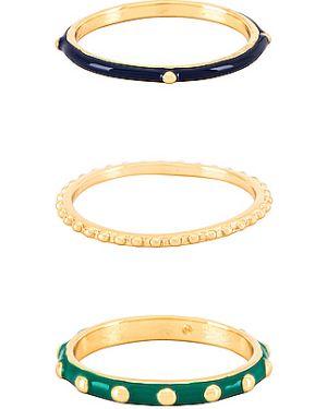 Złoty pierścionek pozłacany na co dzień Gorjana