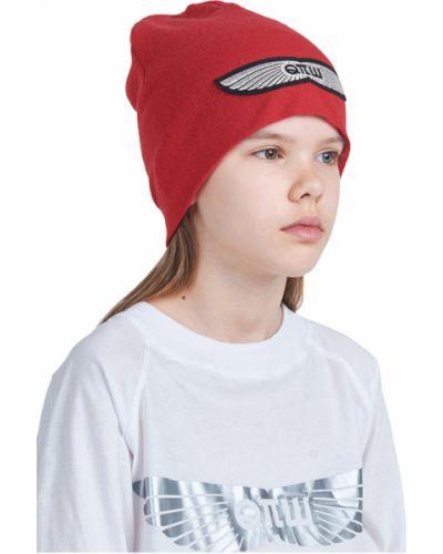Wełniany czapka baseballowa z paskami Robert Kupisz