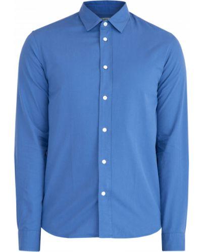 Рубашка с длинным рукавом прямая хлопковая Kenzo