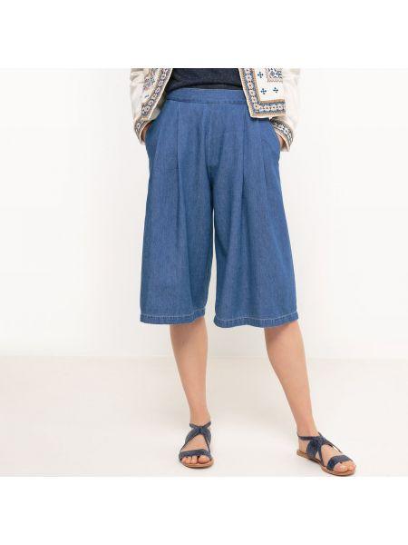 Юбка брюки с поясом La Redoute Collections