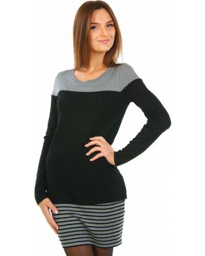 Платье из вискозы - серое Armani Jeans