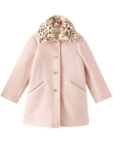 Różowa kurtka Bonpoint