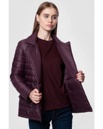 Утепленная куртка - красная Arber