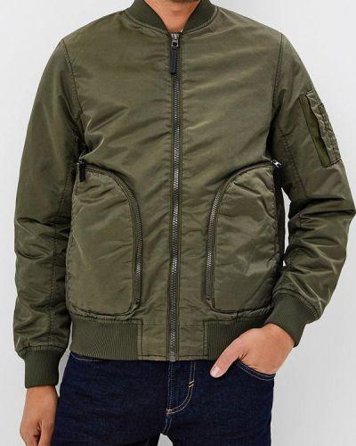 Утепленная куртка осенняя Tom Tailor