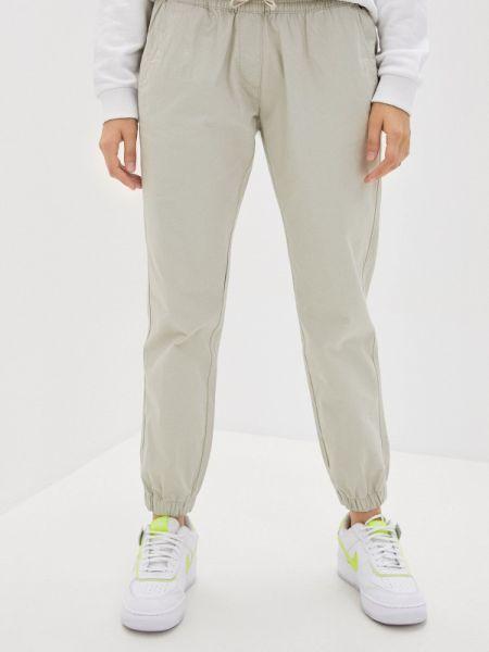 Бежевые брюки Napapijri