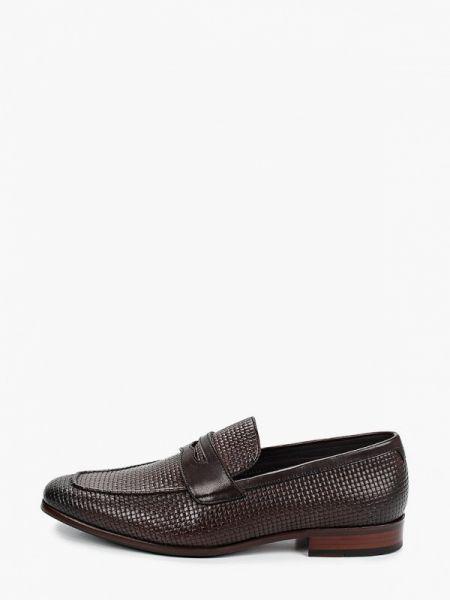 Кожаные коричневые туфли Henderson