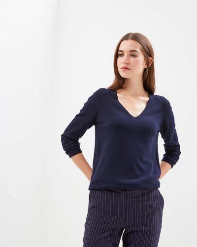 Синий пуловер 2018 S.oliver
