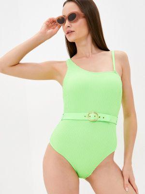Зеленый зимний купальник Rene Santi