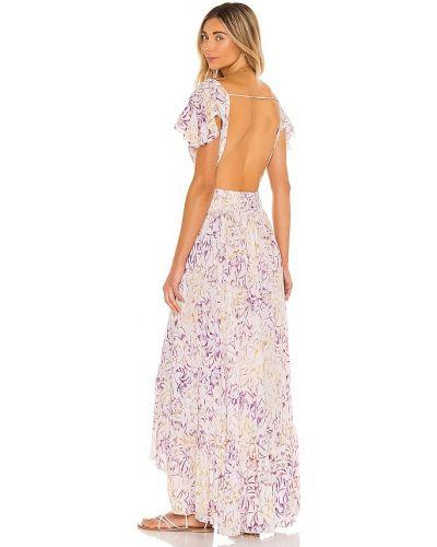 Платье макси - белое Tiare Hawaii