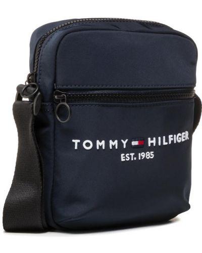 Saszetka - granatowa Tommy Hilfiger