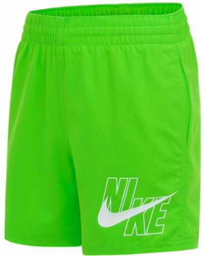 Kąpielówki - zielone Nike