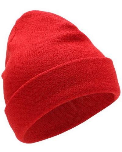 Красная шапка хлопковая Walk Of Shame