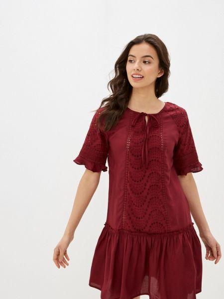 Платье - красное Baon