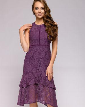 Вечернее платье миди 1001 Dress