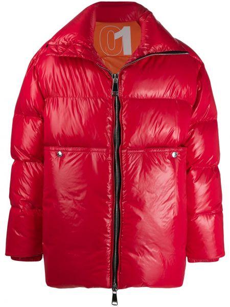Пальто на молнии Khrisjoy