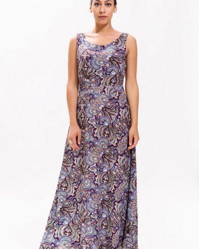 Разноцветное платье Lada Kalinina