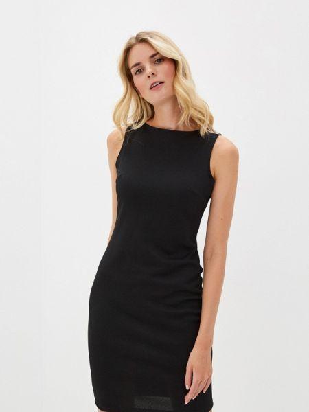 Платье футляр черное Incity