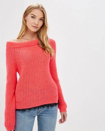 Розовый свитер итальянский Rinascimento