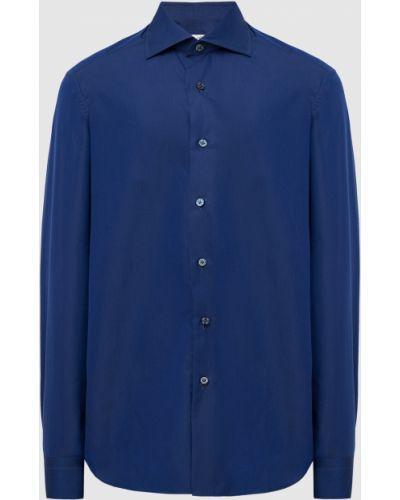 Рубашка - синяя Castello D'oro