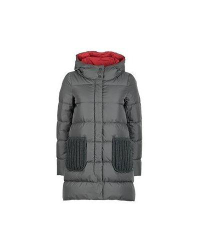 Куртка серая Herno