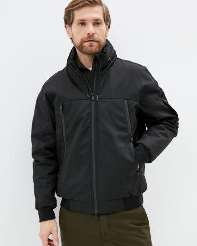 Черная куртка Tatras