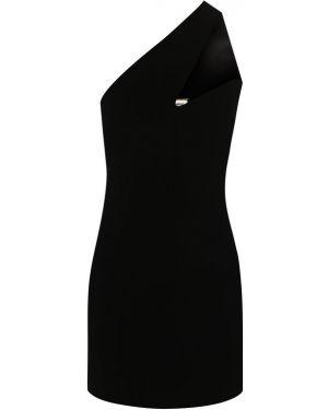 Платье из вискозы шелковое Saint Laurent