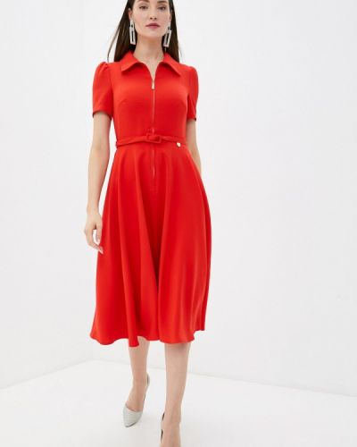 Красное платье Rich & Naked