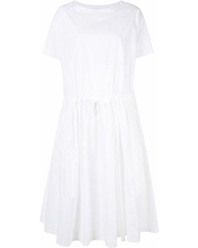 Платье миди с вырезом эластичное Casey Casey