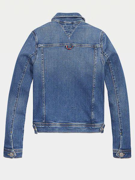 Синяя куртка Tommy Hilfiger