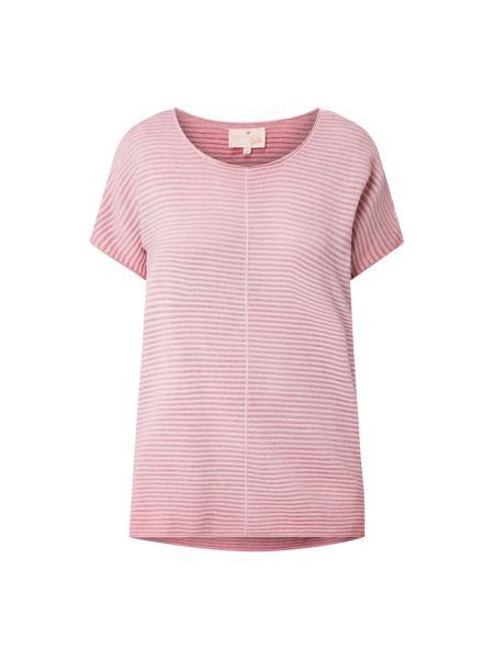 Sweter bawełniany - różowy Lieblingsstück
