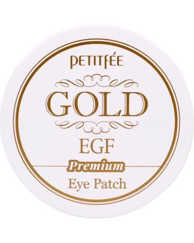 Гель для век кожаный золотой Petitfee