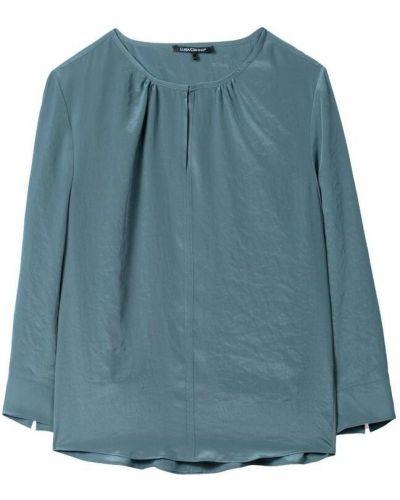 Niebieska bluzka Luisa Cerano