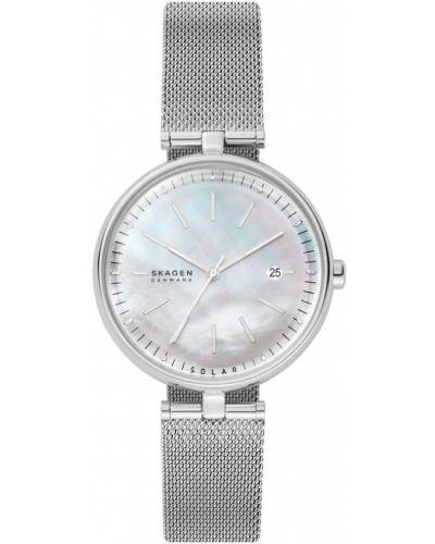 Zegarek srebrny Skagen