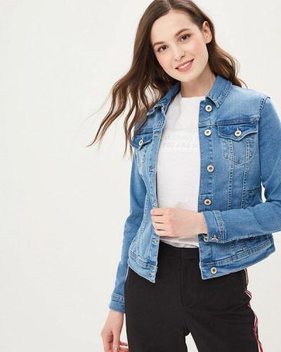Синяя джинсовая куртка Tiffosi