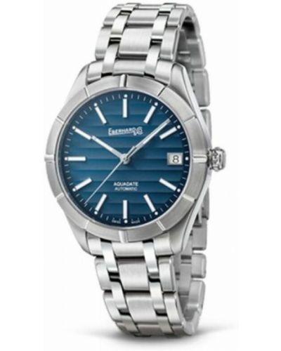 Niebieski zegarek Eberhard & Co.