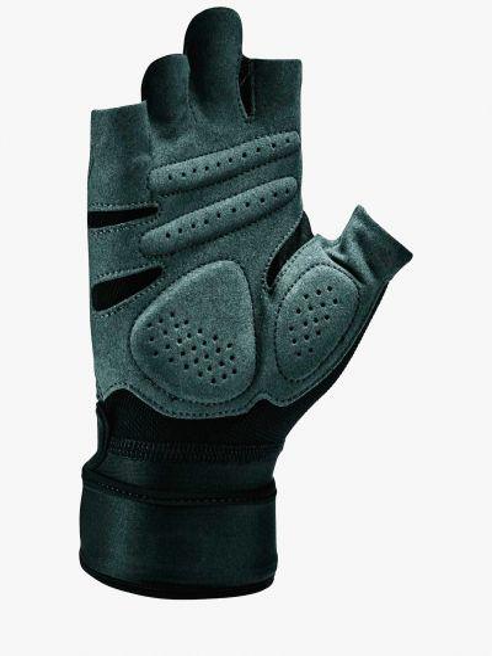 Перчатки для фитнеса - зеленые Nike