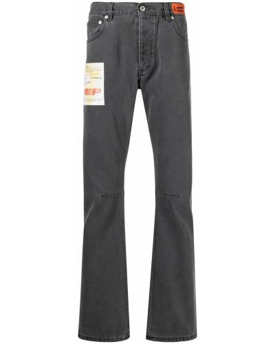 Mom jeans - szare Heron Preston