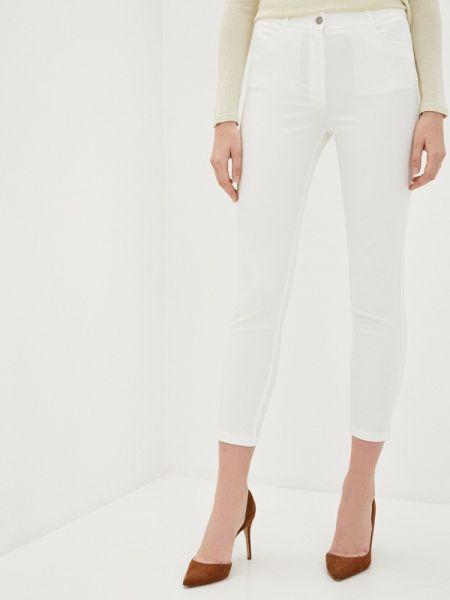 Белые брюки Alexander Bogdanov