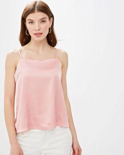 Топ на бретелях розовый Glamorous