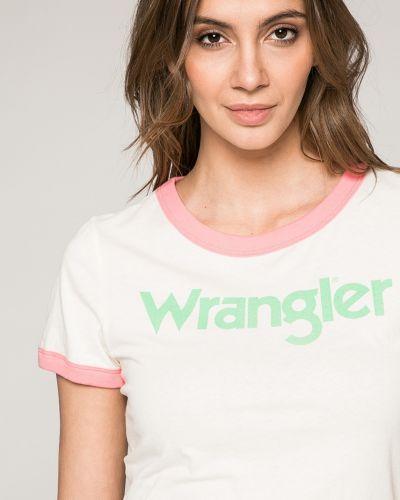 Футболка прямая хлопковая Wrangler