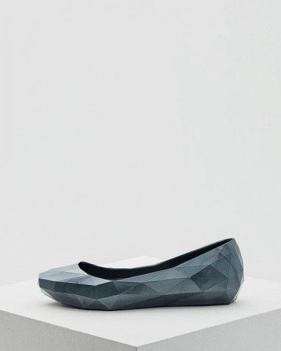 Серые туфли для офиса United Nude