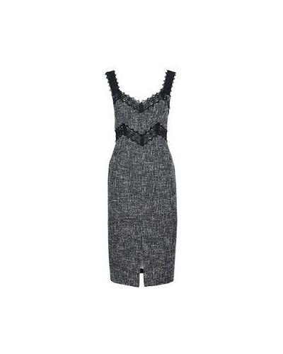 Деловое платье черное Blumarine