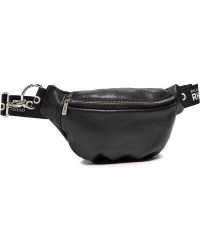 Czarna torebka Ryłko